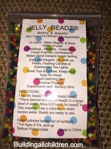 Water beads 1