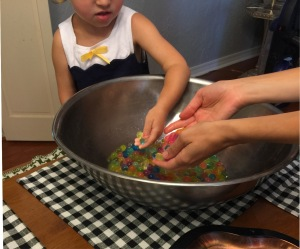 Water beads 3