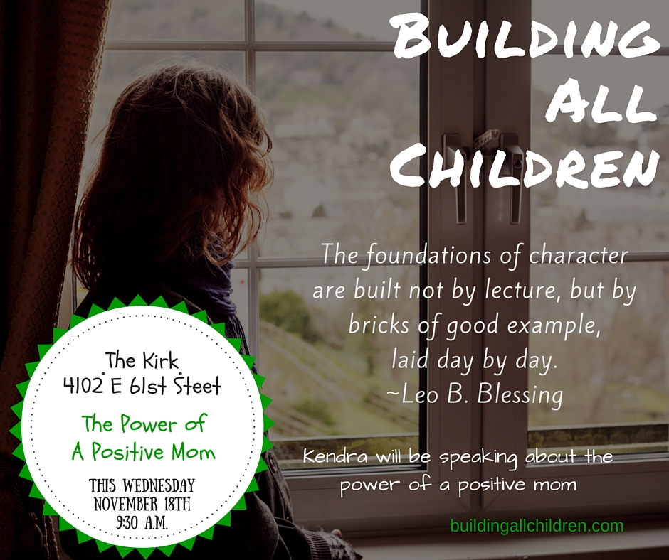 Building All Children (1)
