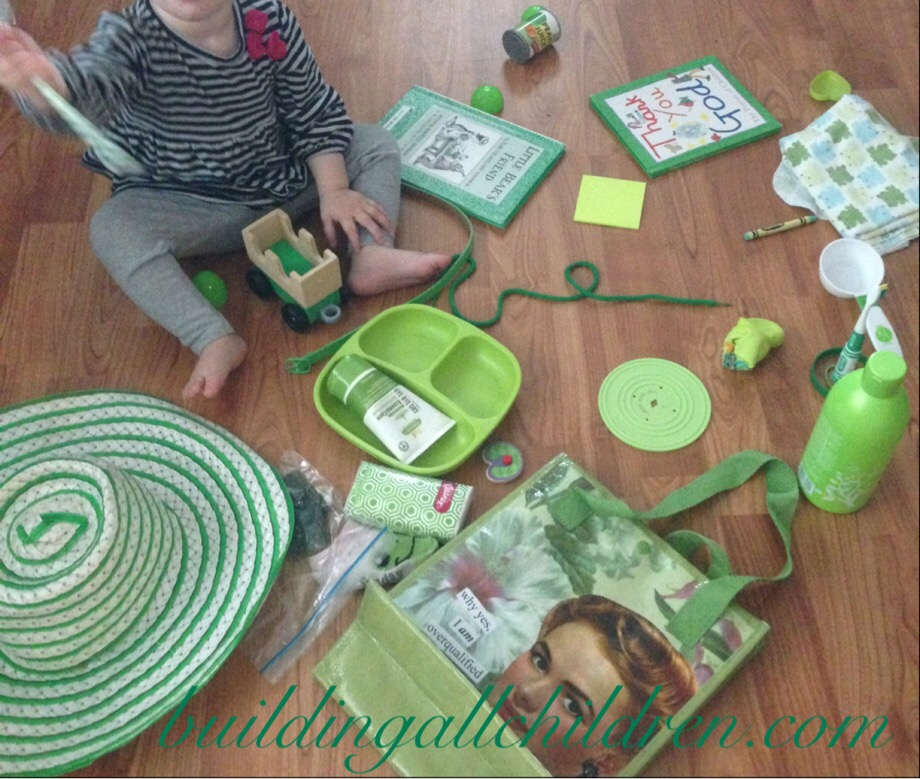 St. Patrick's Day Fun for Children